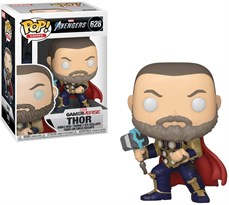 Фигурка Тор в технокостюме (Funko Pop! Marvel: Avengers Game - Thor (Stark Tech Suit) № 628