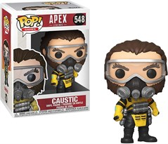 Фигурка Каустик (Funko Pop! Games: Apex Legends - Caustic) № 548