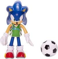 Подвижная фигурка Соник футболист (Sonic The Hedgehog Basketball Knuckles Action Figure) 10 см