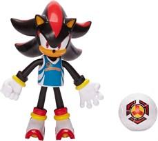Подвижная фигурка Шэдоу футболист (Sonic The Hedgehog Basketball Shadow Action Figure) 10 см