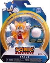 Подвижная фигурка Тейлз волейболист (Sonic The Hedgehog Basketball Shadow Action Figure) 10 см