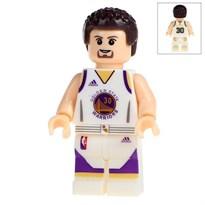 Фигурка баскетболист Стефен Карри совместима с лего