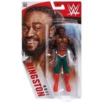 Подвижная фигурка Кофи Кингстон (WWE Basic Figure Series 103 Action Figure)
