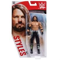 Подвижная фигурка Эй Джей Стайлза (WWE Basic Figure Series 103 Action Figure)