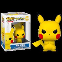 Фигурка Покемон Злой Пикачу (Funko Pop! Pokemon - Grumpy Pikachu) №598