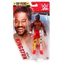 Подвижная фигурка Кофи Кингстон (WWE Basic Collection Wave 2 2020 Top Picks Figure)
