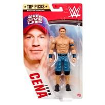 Подвижная фигурка Джон Сина (WWE Basic Collection Wave 2 2020 Top Picks Figure)