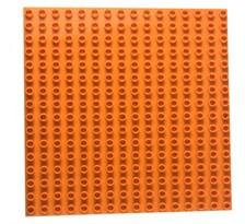 Строительная пластина совместима с Лего 25Х25 см