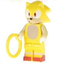Фигурка совместима с лего Тейлз (Sonic the Hedgehog Tails) купить в России с доставкой