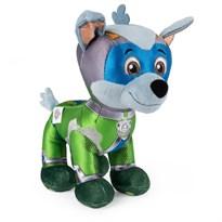 Мягкая игрушка Рокки Щенячий патруль (Paw Patrol Mighty Pups Super Paws Rocky) 20 см купить в Москве
