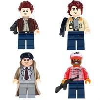 Набор из 4 фигурок совместимые с Лего из сериала Сверхъестественное купить
