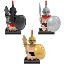 Набор фигурок совместимых с Лего 300 Спартанцев купить