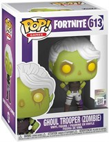 Фигурка Пехотинец-упырь (Funko Pop! Games: Fortnite - Ghoul Trooper, Multicolor) №613 купить