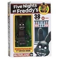 Конструктор Бонни и служебная дверь  из игры Five Nights at Freddy
