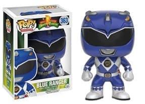 Фигурка Синий Рейнджер (Blue Ranger) из сериала Power Rangers (Могучие Рейнджеры)