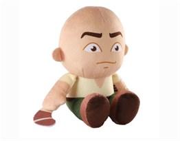 Плюшевая кукла доктор Смолдер Брейкстоун из Джуманджи (Mini Plush Dr. Smolder Bravestone (Spencer's Avatar)) купить в России  с доставкой