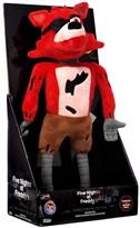 Интерактивная мягкая игрушка Фокси ФНАФ (Funko Animatronic Plush Toy Five Nights at Freddy's Foxy) купить в Москве