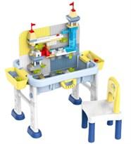 Игровой столик для Лего + стул купить в России с доставкой