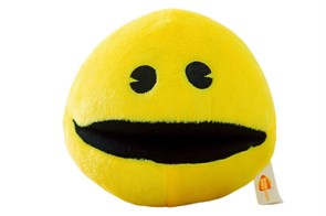 Мягкая игрушка-подушка Пакман (Pac-Man) купить в России с доставкой