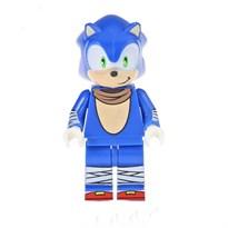 Фигурка совместима с лего Соник (Sonic the Hedgehog) купить в России с доставкой