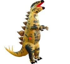 Надувной костюм Стегозавра  купить в России с доставкой