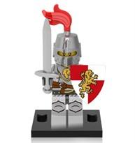 Фигурка совместима с лего Рыцарь королевства (Dragon Knight) купить в России с доставкой