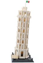 Конструктор Пизанская Башня 1334 детали купить в Москве