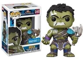 Walmart Exclusive Thor: Ragnarok Hulk Pop! Vinyl