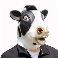 Маска коровы (черная) купить в России с доставкой