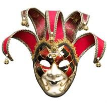 Венецианская маска шута купить в России с доставкой