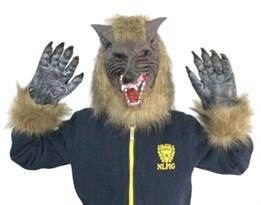 Набор перчатки и маска Волка купить в России с доставкой