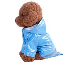 Дождевик с капюшоном для собак купить в России с доставкой