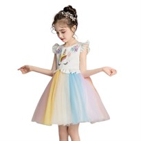 Платье с радужным единорогом купить в России с доставкой