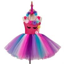 Красивый костюм принцесса единорог купить в России с доставкой