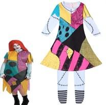 Детский костюм Салли Кошмар перед Рождеством (The Nightmare Before Christmas) купить в России с доставкой