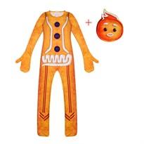 Детский костюм + маска Пряничный человечек купить в России с доставкой