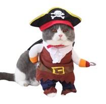 Костюм пирата для кота купить в России с доставкой