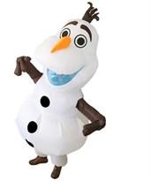 Надувной костюм снеговик Олаф из Холодное сердце (Frozen) купить в России с доставкой