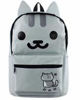 Рюкзак кот Пушин (Pusheen the cat) серый купить в России с доставкой