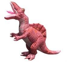 Надувной костюм Спинозавра (розовый) взрослый купить в России с доставкой