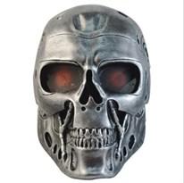 Маска Терминатора (Terminator) серебристая купить в Москве