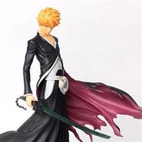 Подвижная фигурка Ичиго Куросаки (Bleach Ichigo Action Figure) 22 см купить с доставкой
