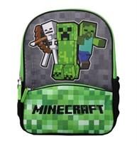 Рюкзак с Крипером Майнкрафт (Minecraft Creeper Kids Backpack) купить в России с доставкой