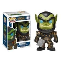 Thrall из игры World of Warcraft