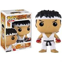 Фигурка Стрит Файтер Рю (Street fighter Ryu Pop) №137 купить