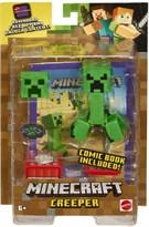 Фигурка Крипер с блоком тнт Майнкрафт (Minecraft Core Comic Maker Creeper Figure Pack) купить в России с доставкой