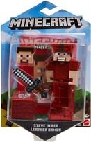 Фигурка Стив в красном Майнкрафт (Minecraft Steve in Red Leather Figure) купить в России с доставкой