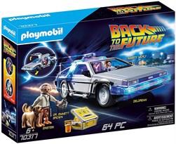 Игровой набор: Машина времени Назад в будущее  (Playmobil  Back to the Future DeLorean Time Machine) купить в России с доставкой
