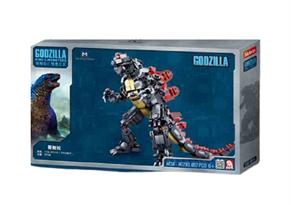 Конструктор Годзилла (Godzilla 2) 697 деталей