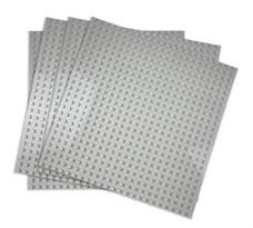 4 серые строительные пластины совместимые с лего 38,5 x 38,5 см купить